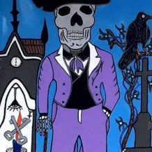 """""""LIFE IS A V. I. P. CLUB""""  Once the Haitian King of the Underworld, the spookie Baron Samedi, told me that. Now, with all this pandemix (virus+mix of crazyness) going on, I understand those words."""
